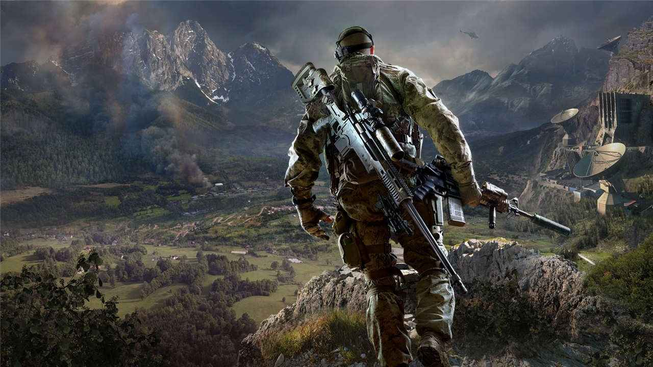 Sniper Ghost Warrior 2 Full Crack Repack Gratis | ALEX71