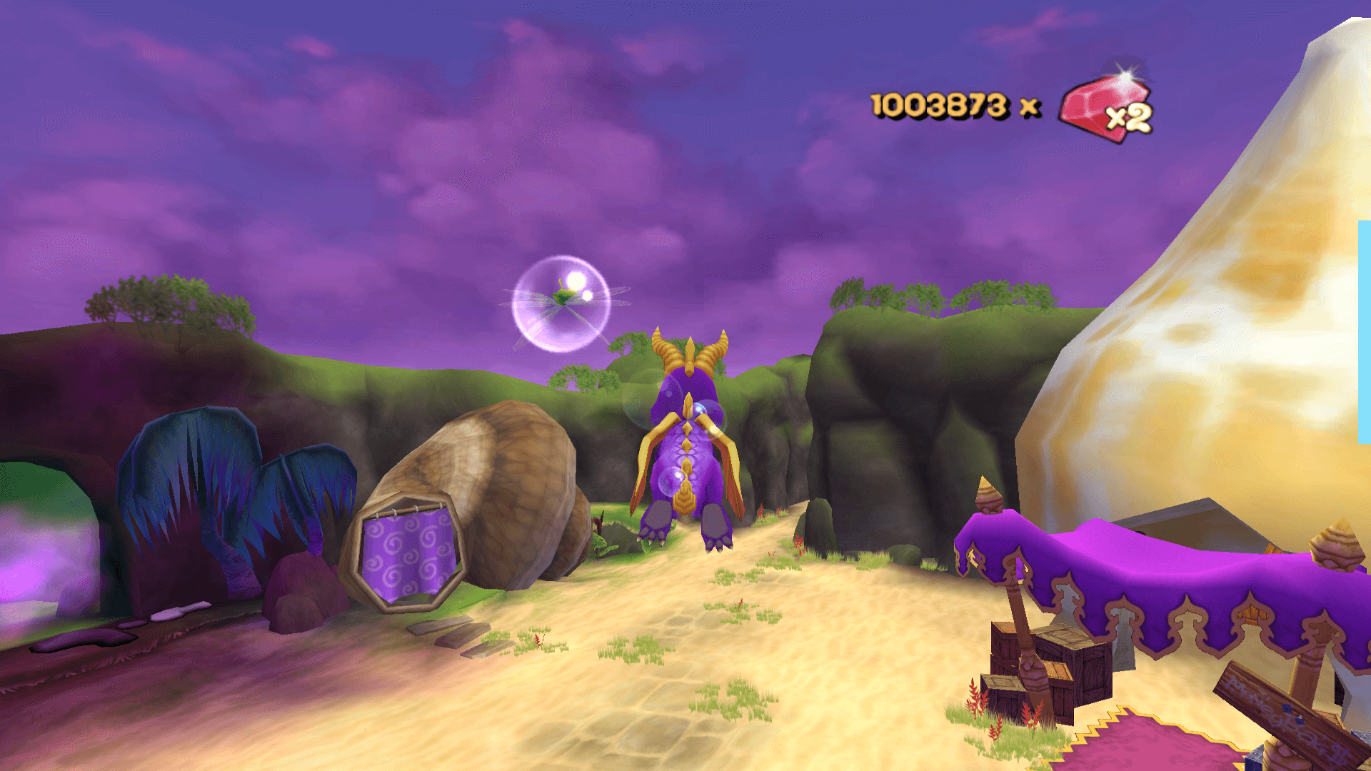 spyro hover on ps4