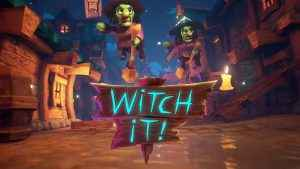 witch it ps4