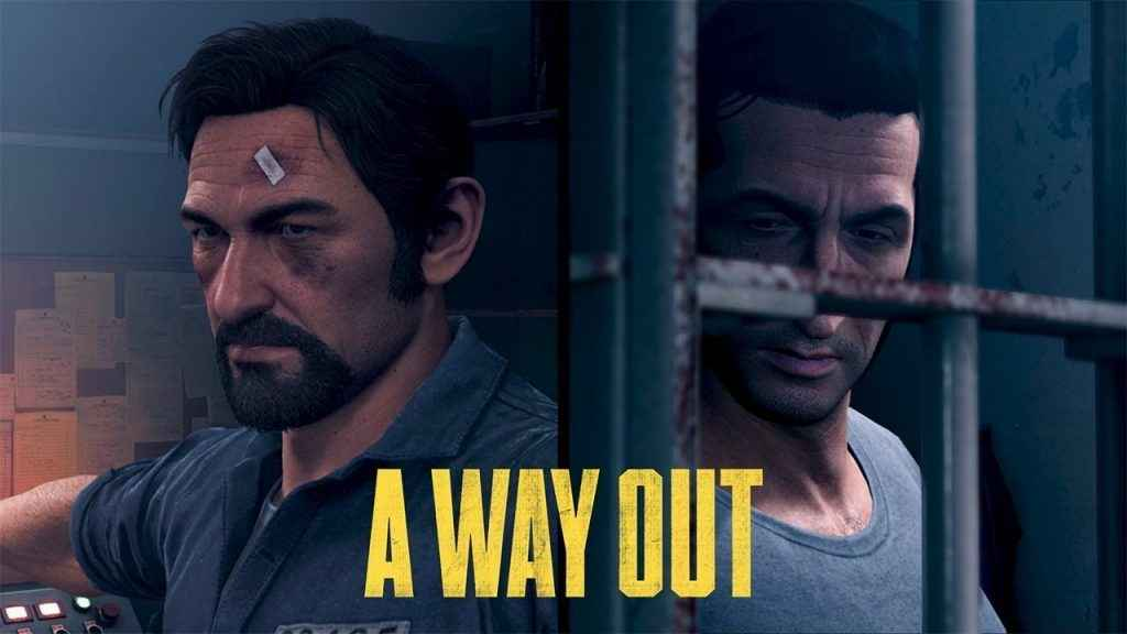 Released a release trailer for A Way Out