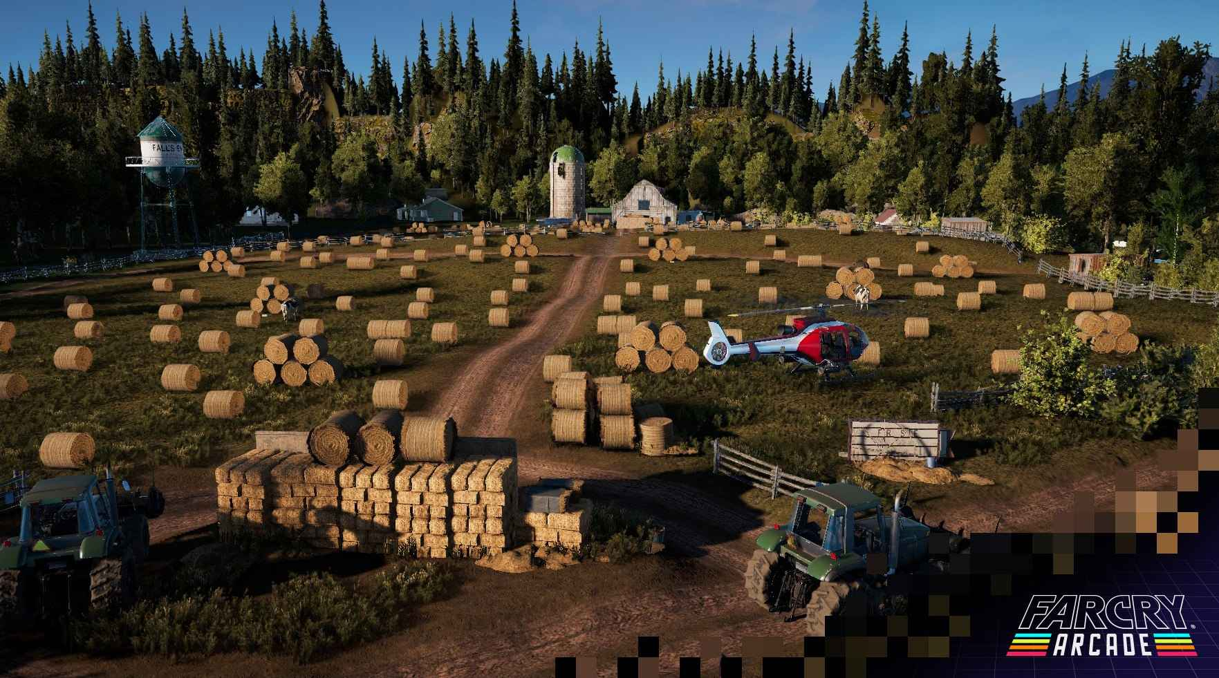 Far Cry 5 Map Editor Modifiers And Modes Guide Playstation Universe