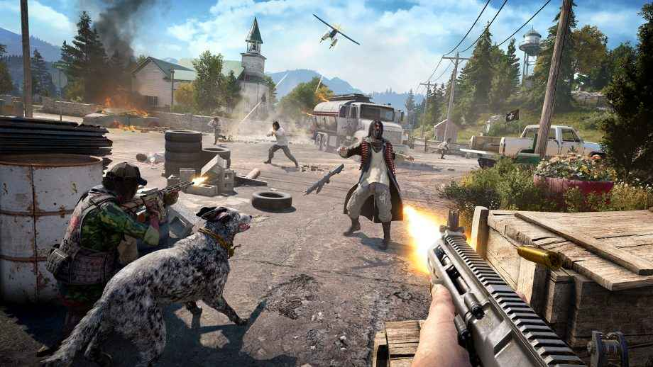 Far Cry 5 Recruitment Guide How To Build A Winning Team Playstation Universe