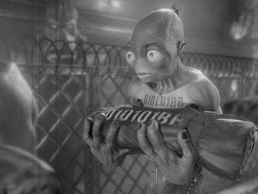 Is This A Teaser For Oddworld Soulstorm PS4? - PlayStation ...