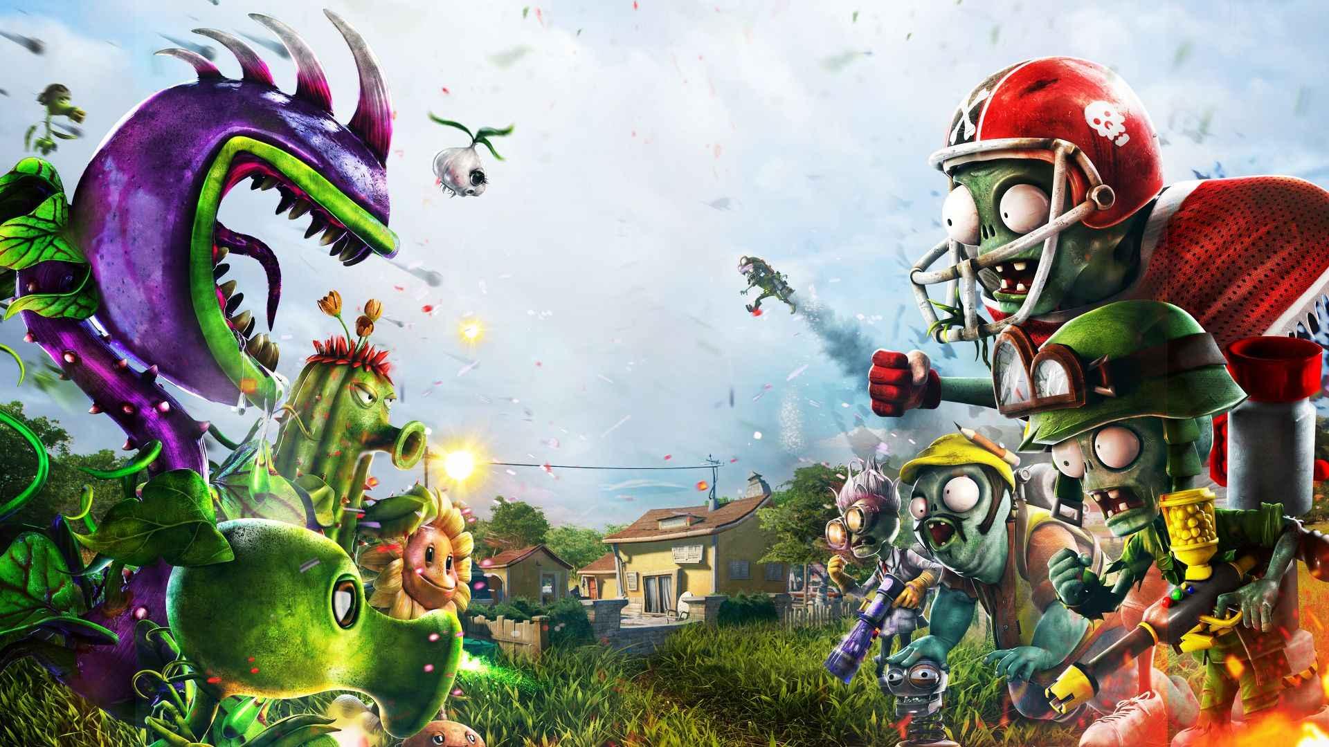 Plants vs. Zombies: Garden Warfare 3 Seemingly Leaked - IGN