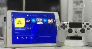 ps4 controller to iphone