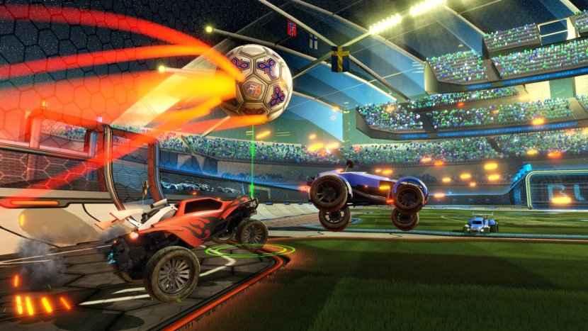 Rocket League double xp weekend