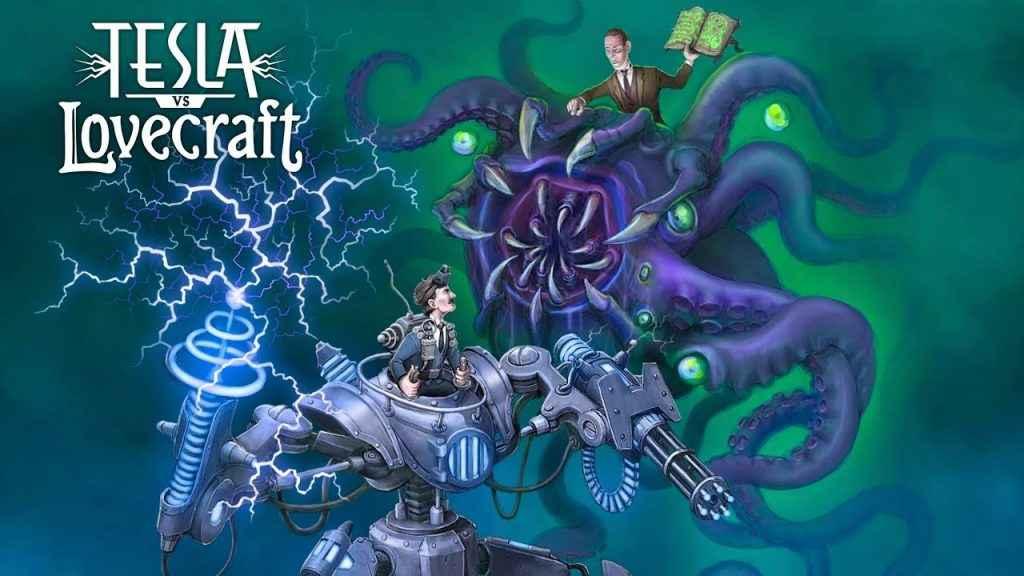 Tesla vs Lovecraft Review 01