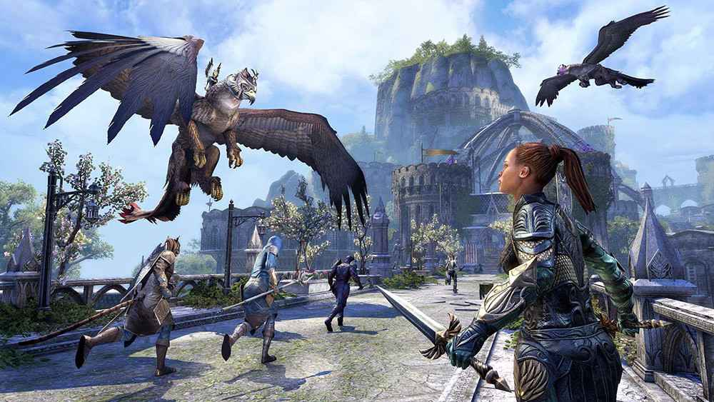 The Elder Scrolls Online's Next Expansion Has Been Leaked