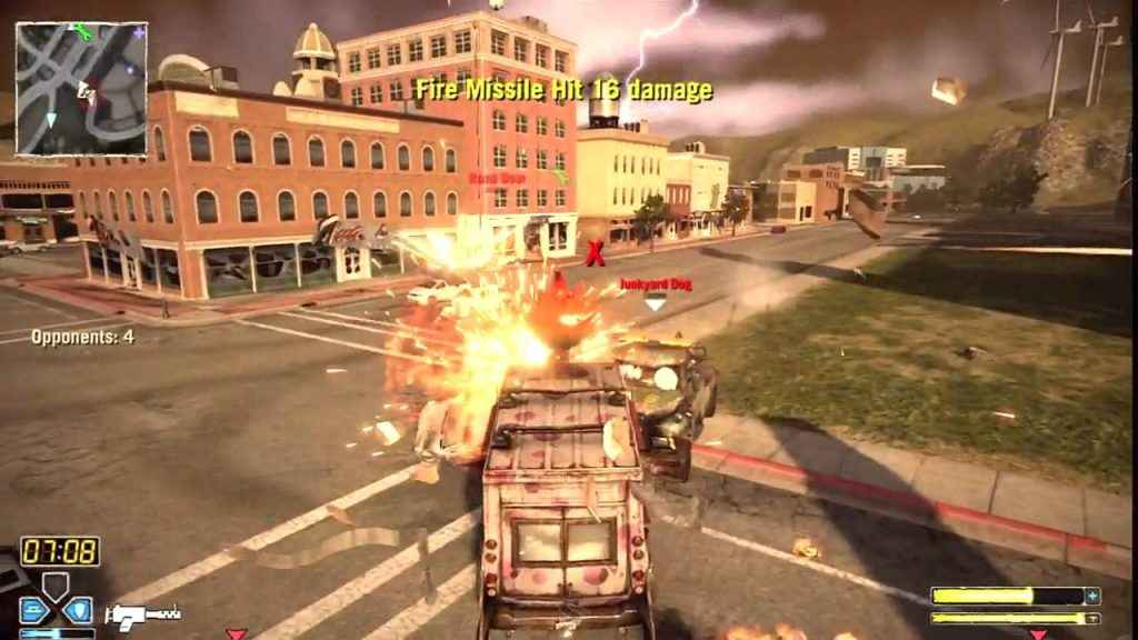 twisted metal on ps4 or ps5