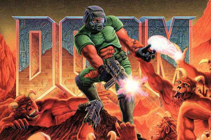 New Doom Movie Coming from Universal
