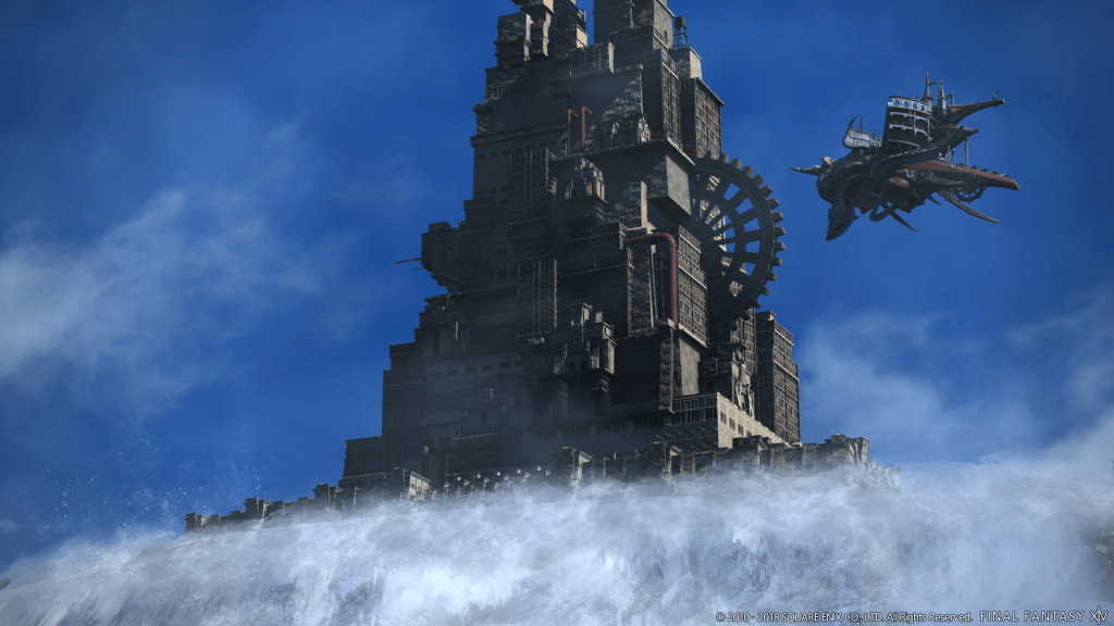 final fantasy xiv update