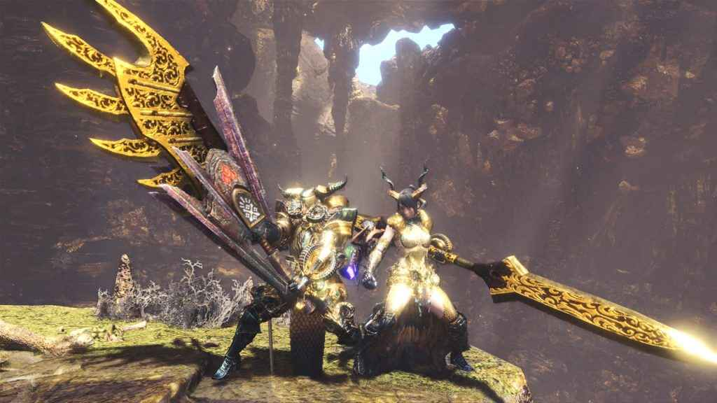 New Kulve Taroth Elder Dragon Revealed