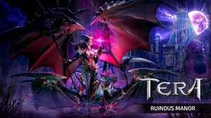 Tera ps4 update ruinous manor