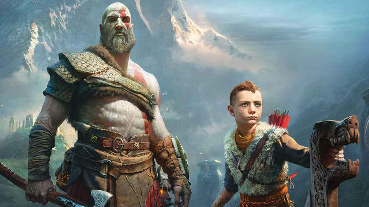 god of war atreus and kratos
