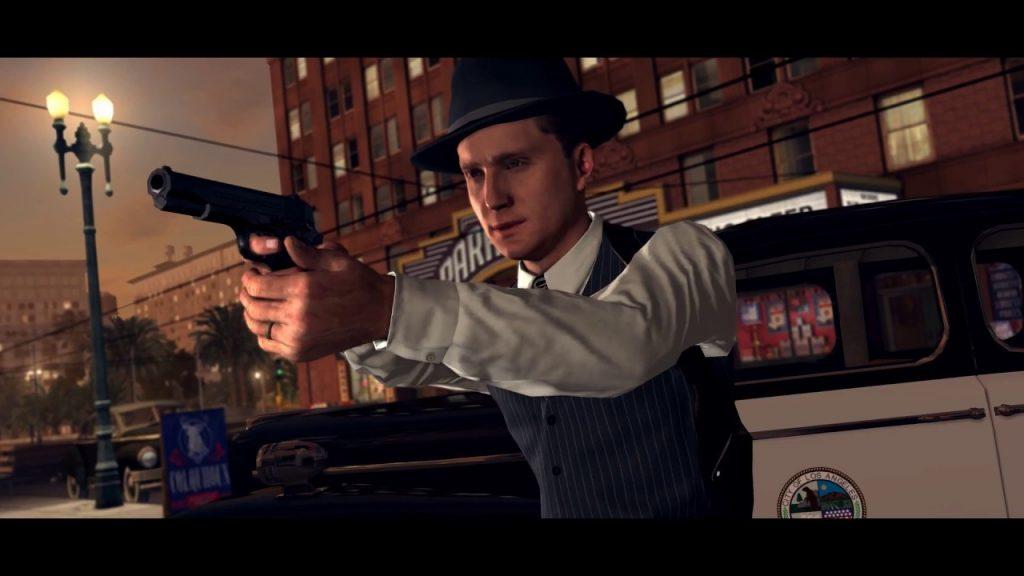 Best PS4 Detective Games L.A. Noire