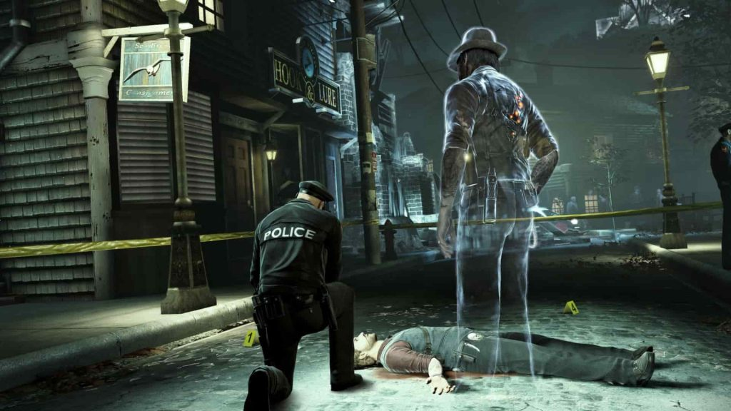 Best PS4 Detective Games Murdered Soul Suspect