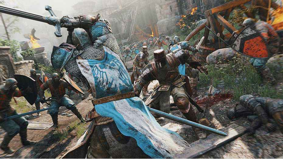 the best ps4 fighting games For Honor