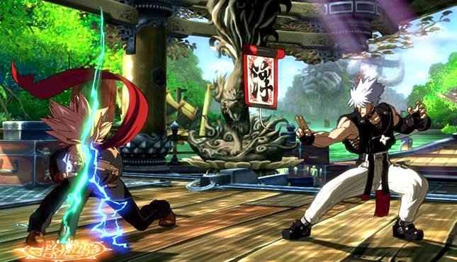 best ps4 fighting games guilty gear xrd