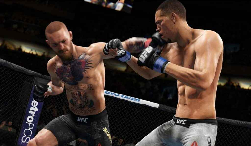 best ps4 fighting games ufc 3