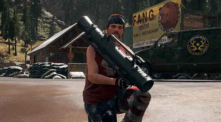 far cry 5 weapons