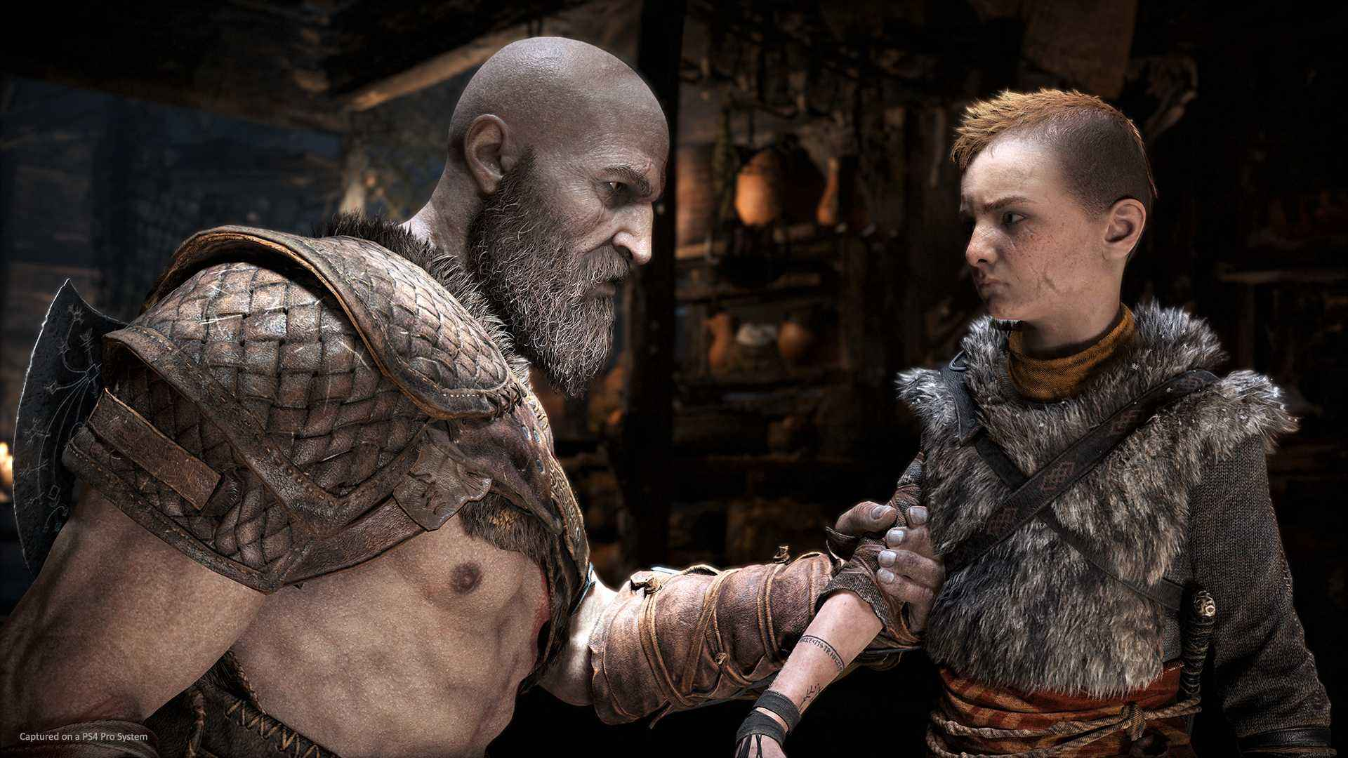 god of war review ps4 2018