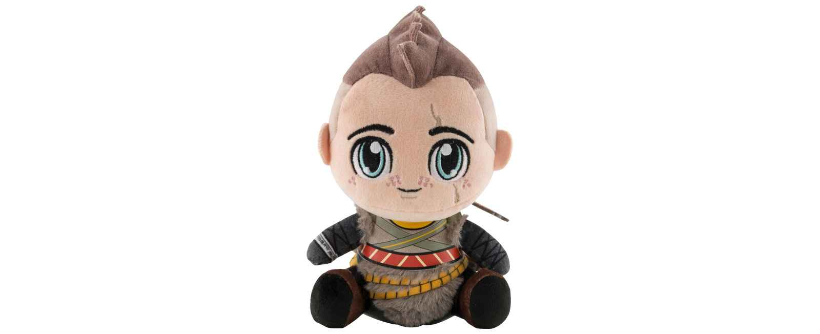 God of war plush toy