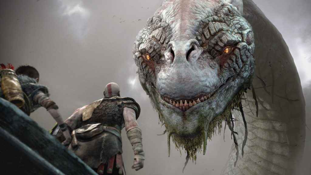 god of war easter eggs