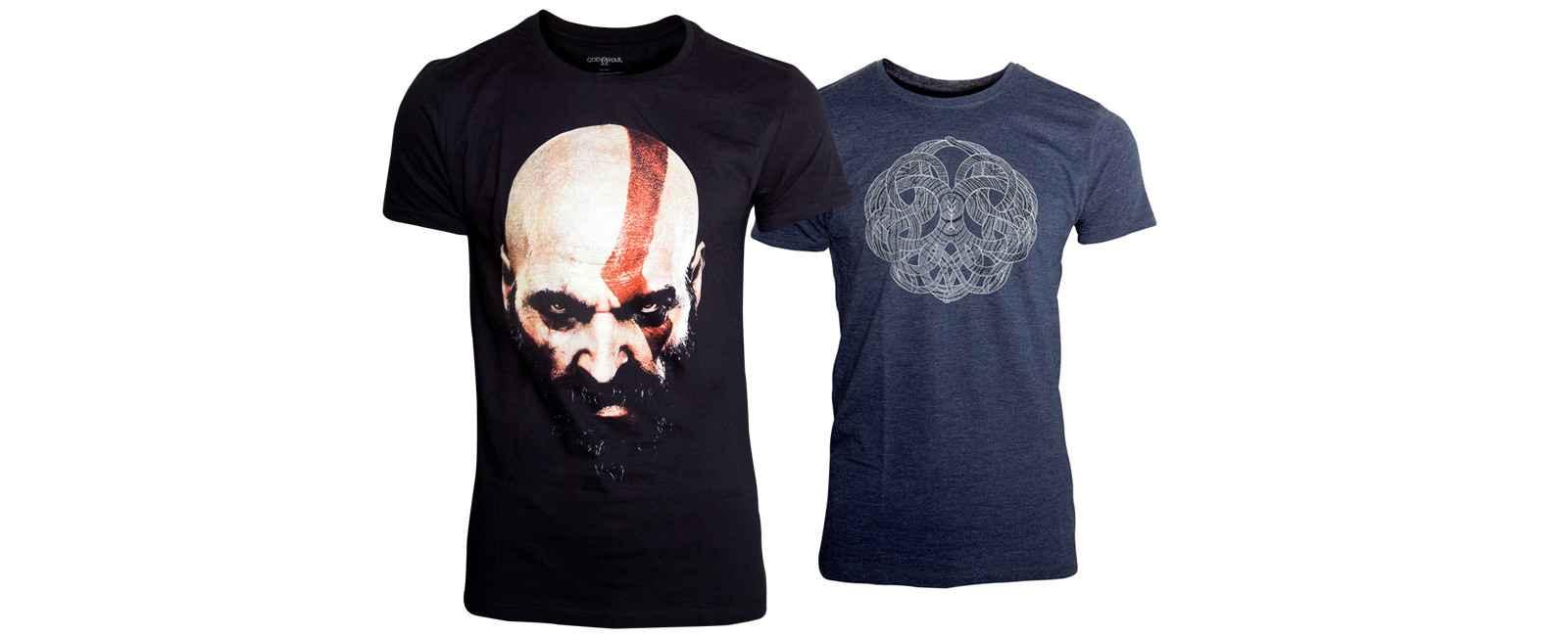 god of war t-shirts