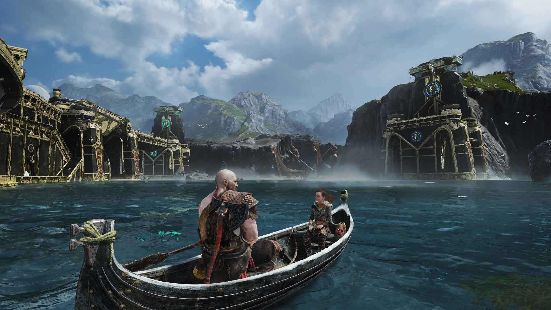 god of war ps4 graphics