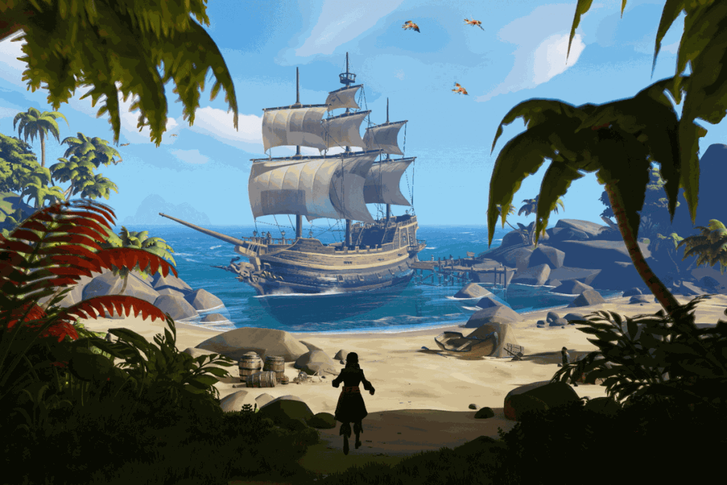 sea of thieves ps4