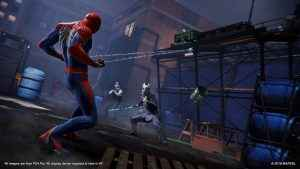 spider-man velocity suit 2