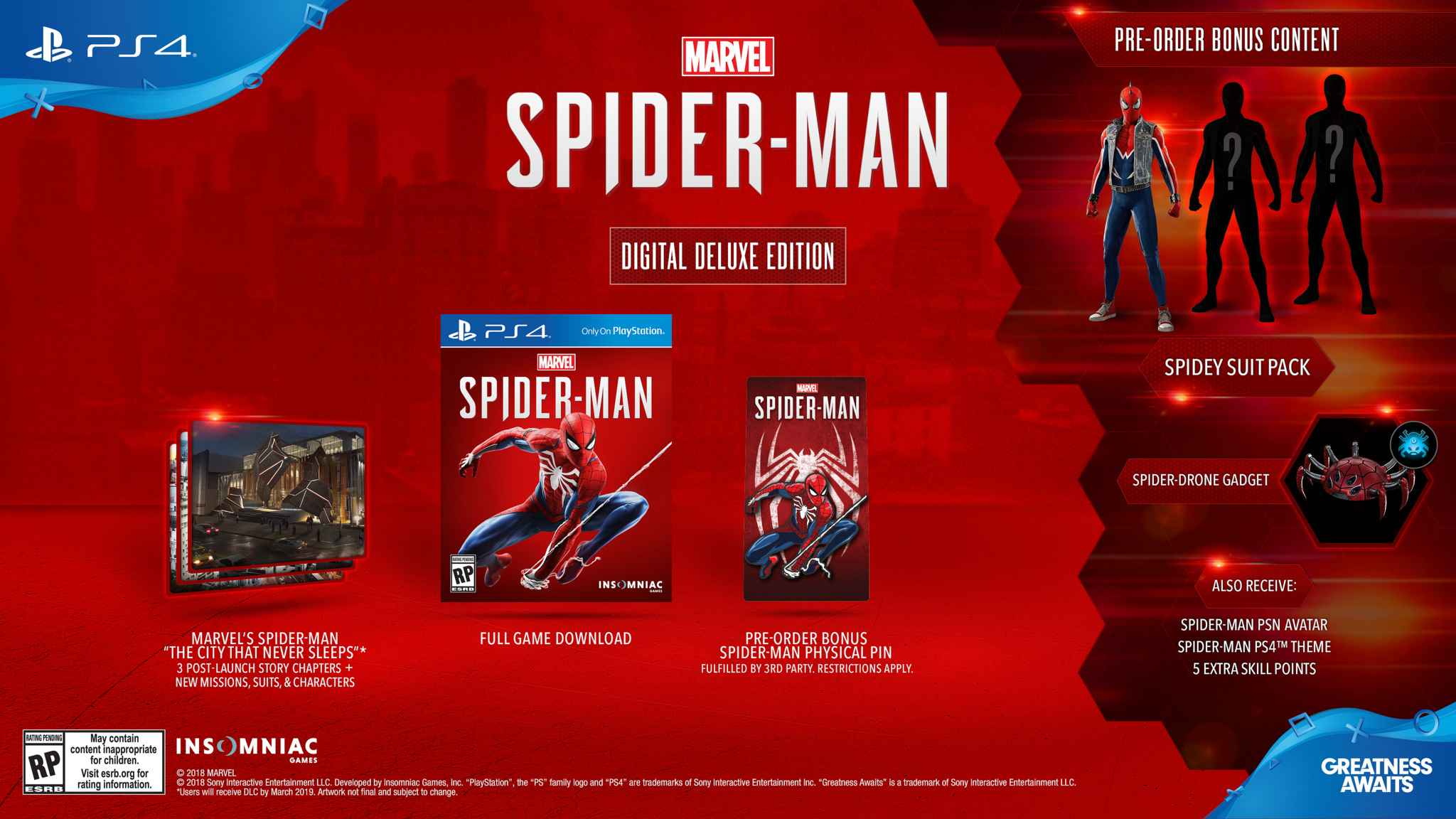 spider-man digital deluxe edition