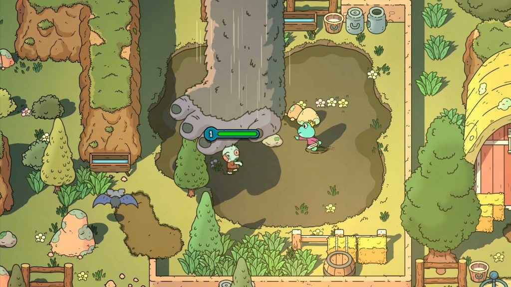 the swords of ditto review foot