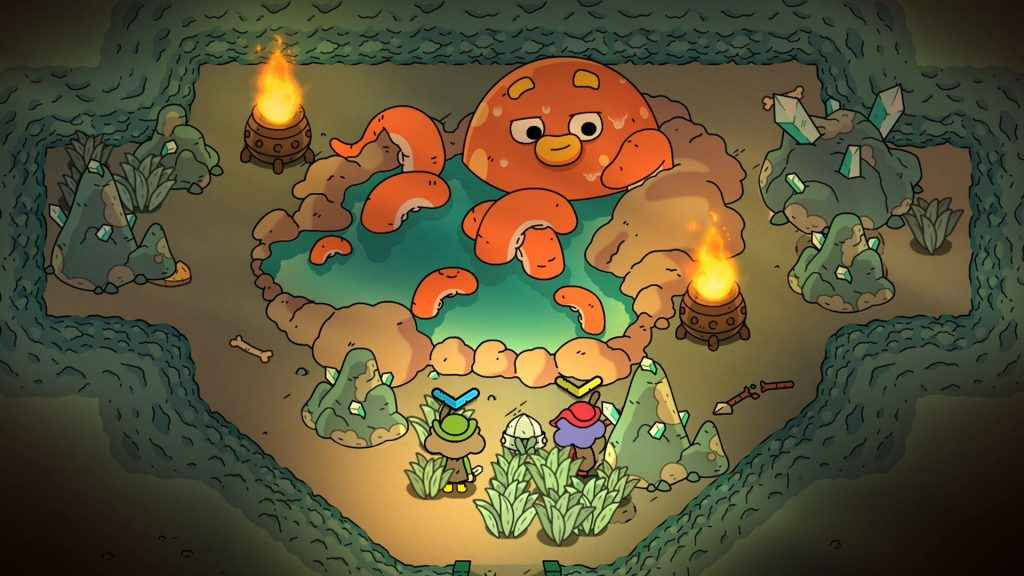 the swords of ditto review octo