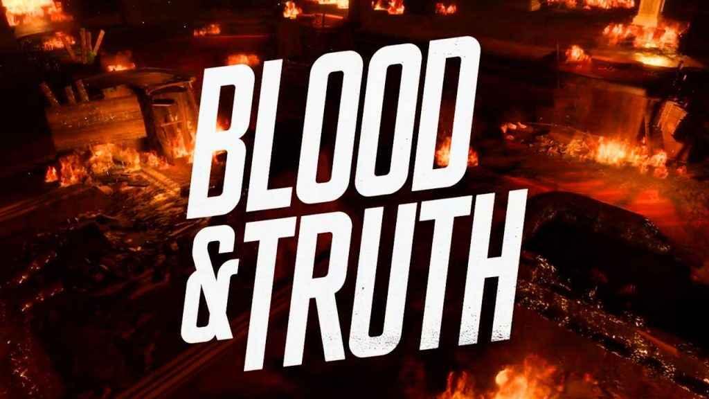 Blood & Truth PSVR hands on