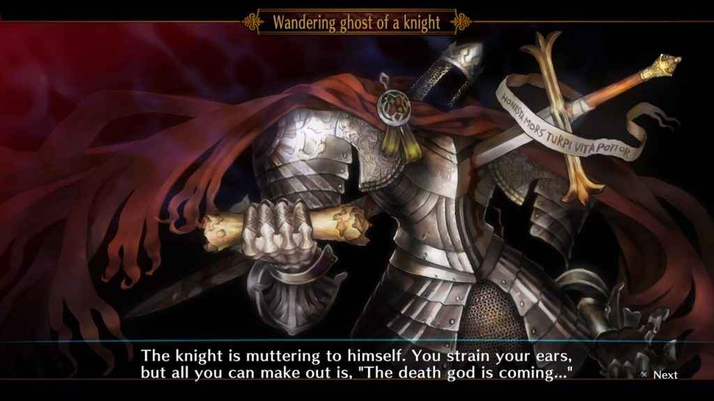 Dragon's Crown Pro knight