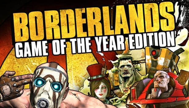 Borderlands Game of the Year Edition Rated For PS4