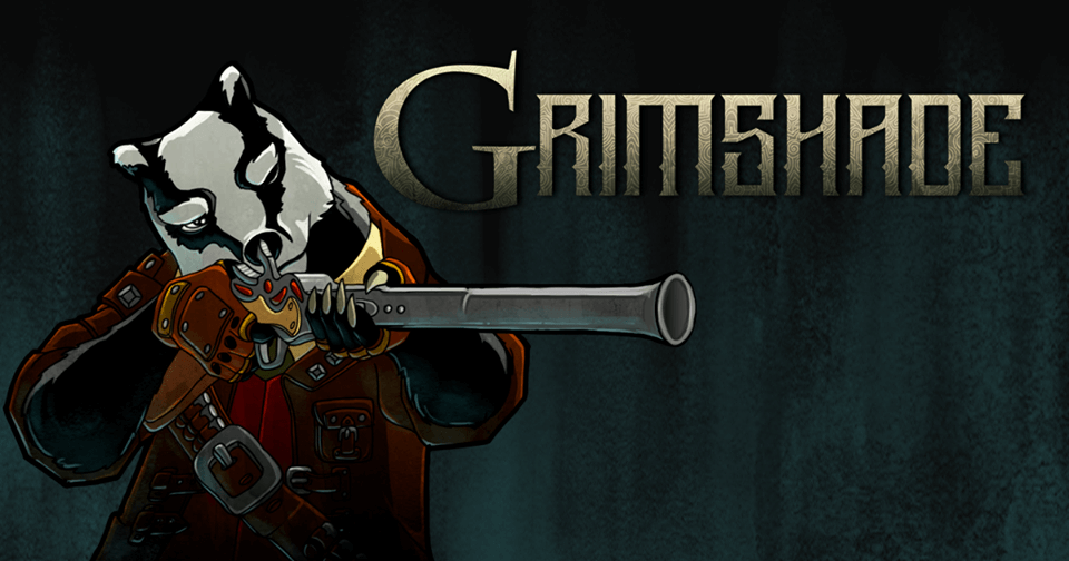 Charlie - one of the colourful protagonists of Grimshade