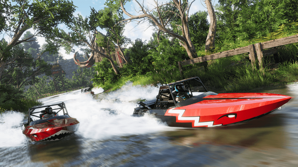 Drive, fly, and, uh, powerboat with The Crew 2