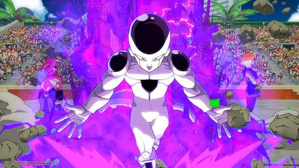 Some of Dragon Ball FighterZ's most fearsome villains