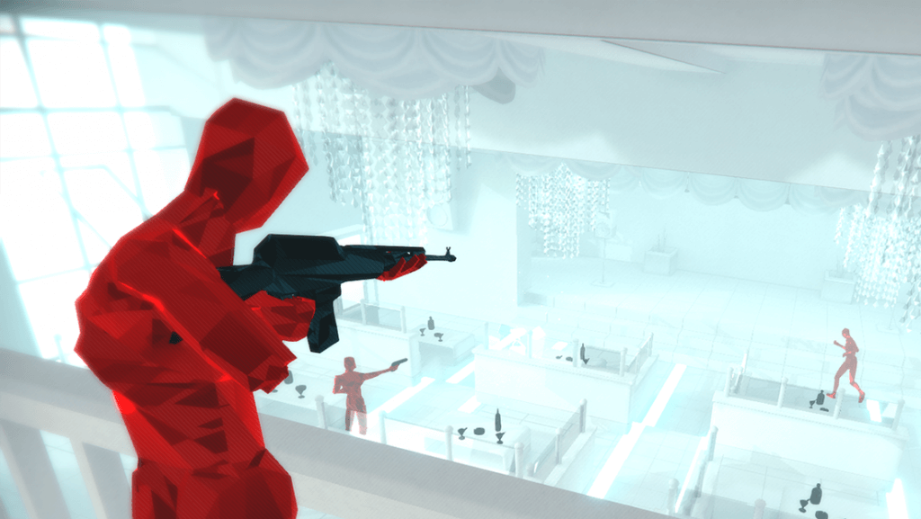 Superhot JP Is A Japanese Twist On The Time Twisting FPS