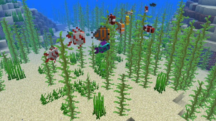 Next Minecraft Expansion - Update Aquatic - Will be the Last on PS3/PS Vita