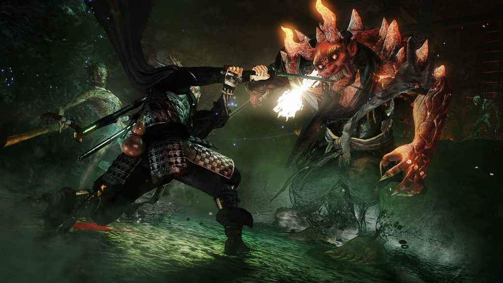 Nioh's fast-paced yet tactical combat
