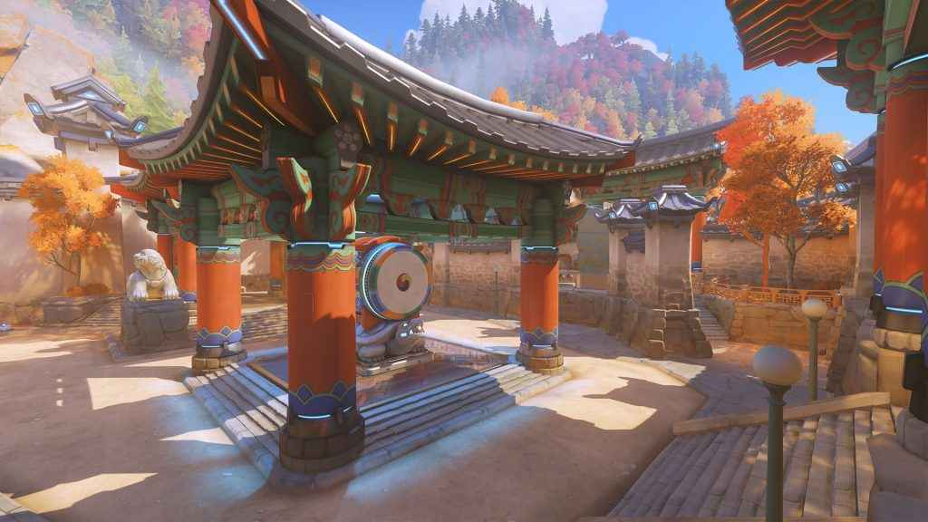 Overwatch Patch 1.28.1.0