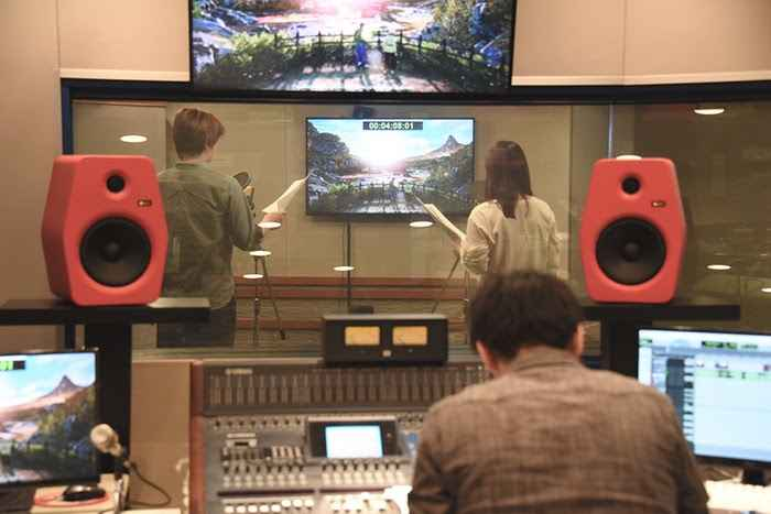 Latest Shenmue III images take us inside the recording studio