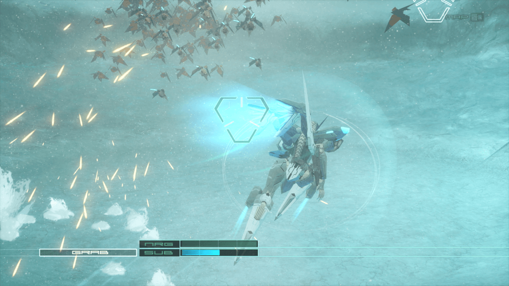 Live out your mech-based fantasies on current gen hardware with Zone of the Enders: The 2nd Runner