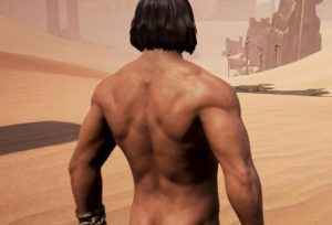 conan exiles penis full nudity ps4