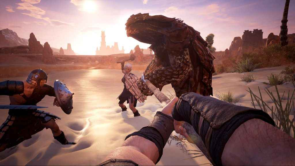 Conan Exiles Launches Today; Sold Over One Million Copies According To Funcom