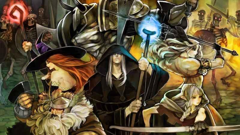 Dragon's Crown Pro Runes 01