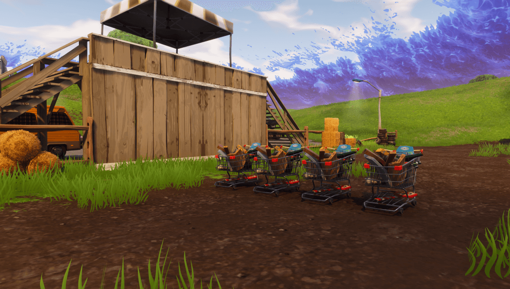 Here's The Fortnite Update v4.3 Patch Notes